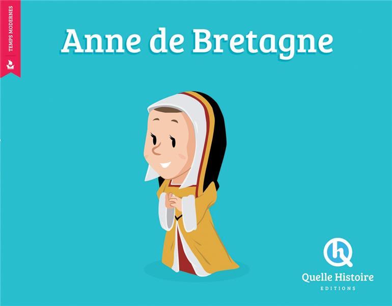 ANNE DE BRETAGNE CRETE/WENNAGEL