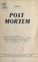 Post mortem  - Enel