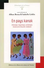 Vente Livre Numérique : En pays kanak  - Alban Bensa - Isabelle Leblic