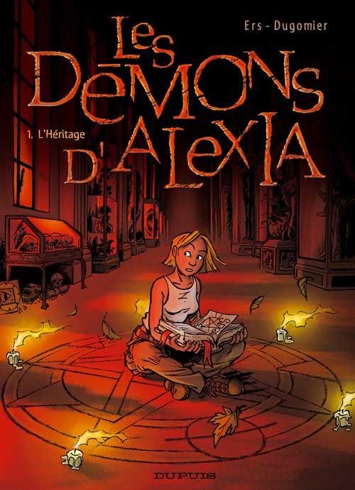 Les Demons D'Alexia T.1 ; L'Heritage