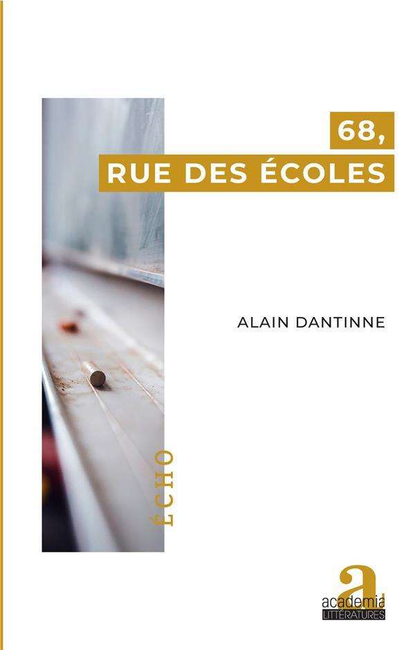 68, rue des ecoles