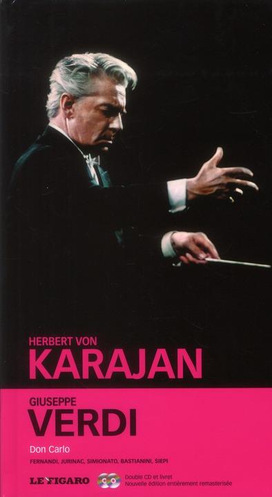 Giuseppe Verdi : Don Carlo