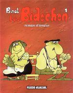 Couverture de Les bidochon t.1 ; roman d'amour