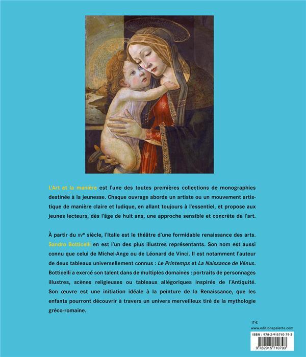 Botticelli ; la renaissance de la beauté