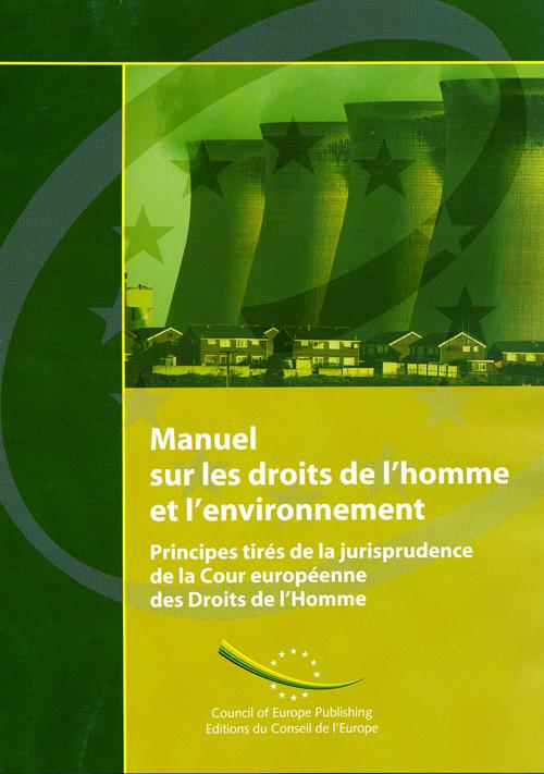 Manuel sur les droits de l'homme et l'environnement