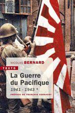 Vente EBooks : La Guerre du Pacifique Tome 1  - Nicolas Bernard