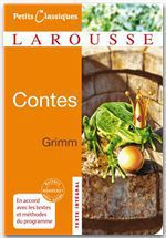Vente Livre Numérique : Contes de Grimm  - Jacob Grimm