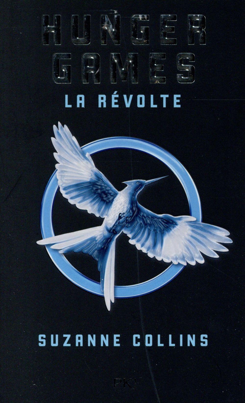 Hunger games T.3 ; la révolte