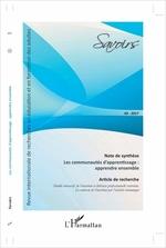 Vente Livre Numérique : Les communautés d'apprentissage : apprendre ensemble  - Denis Cristol - Olivier Las vergnas - Karen Bellegarde