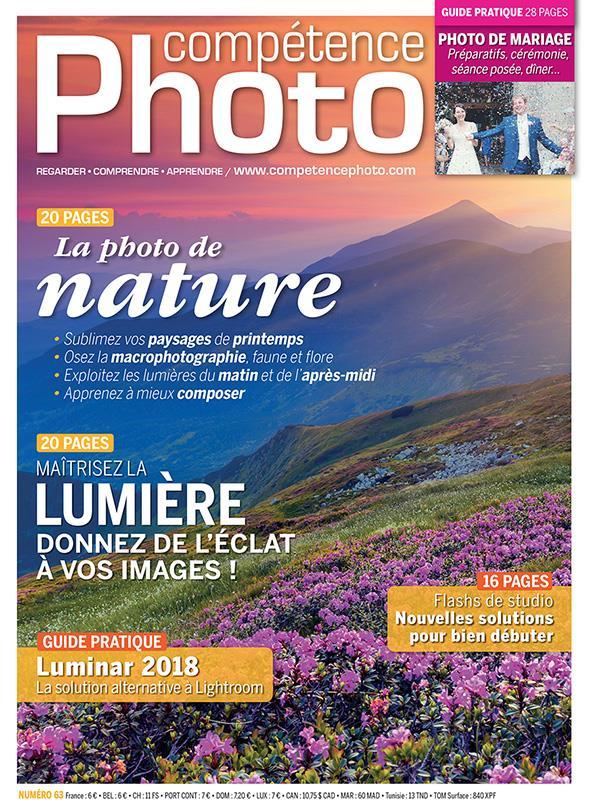 Competence photo n.63 ; la photo de nature