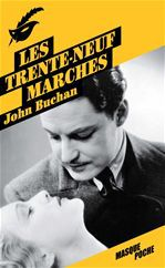 Les trente-neuf marches
