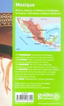 GEOguide ; Mexique (édition 2007)