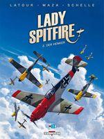 Vente Livre Numérique : Lady Spitfire T02  - Maza - Sébastien Latour - Sarah Maza