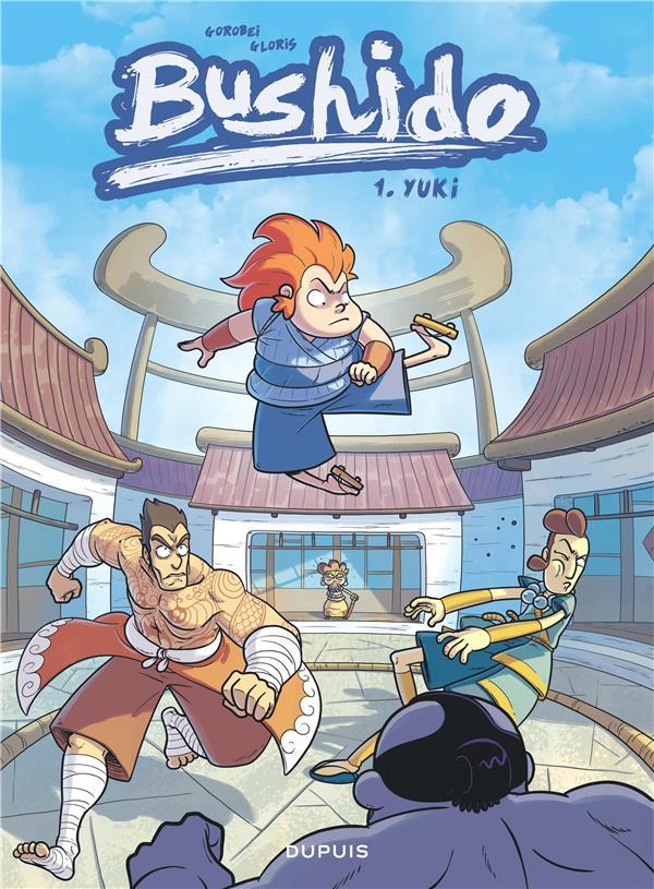 Bushido t.1 ; Yuki, apprenti samurai