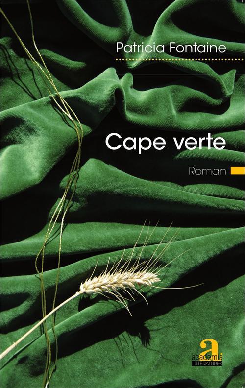 Vente EBooks : Cape verte  - Patricia FONTAINE