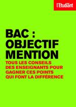 Vente Livre Numérique : BAC : objectif mention  - Benoit Falaize - Laurence de Cock - Nathalie Blaise - Caroline Ehrhardt - Fabrice Gely - Muriel Courtemanche - Patrick Ghrenas