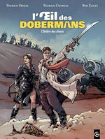 Vente Livre Numérique : L'oeil des dobermans - L'ombre des chiens  - Patrick Cothias