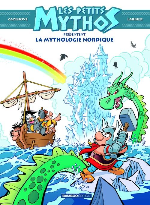 Les Petits Mythos Hors-Série ; la mythologie nordique