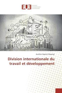 Division internationale du travail et développement