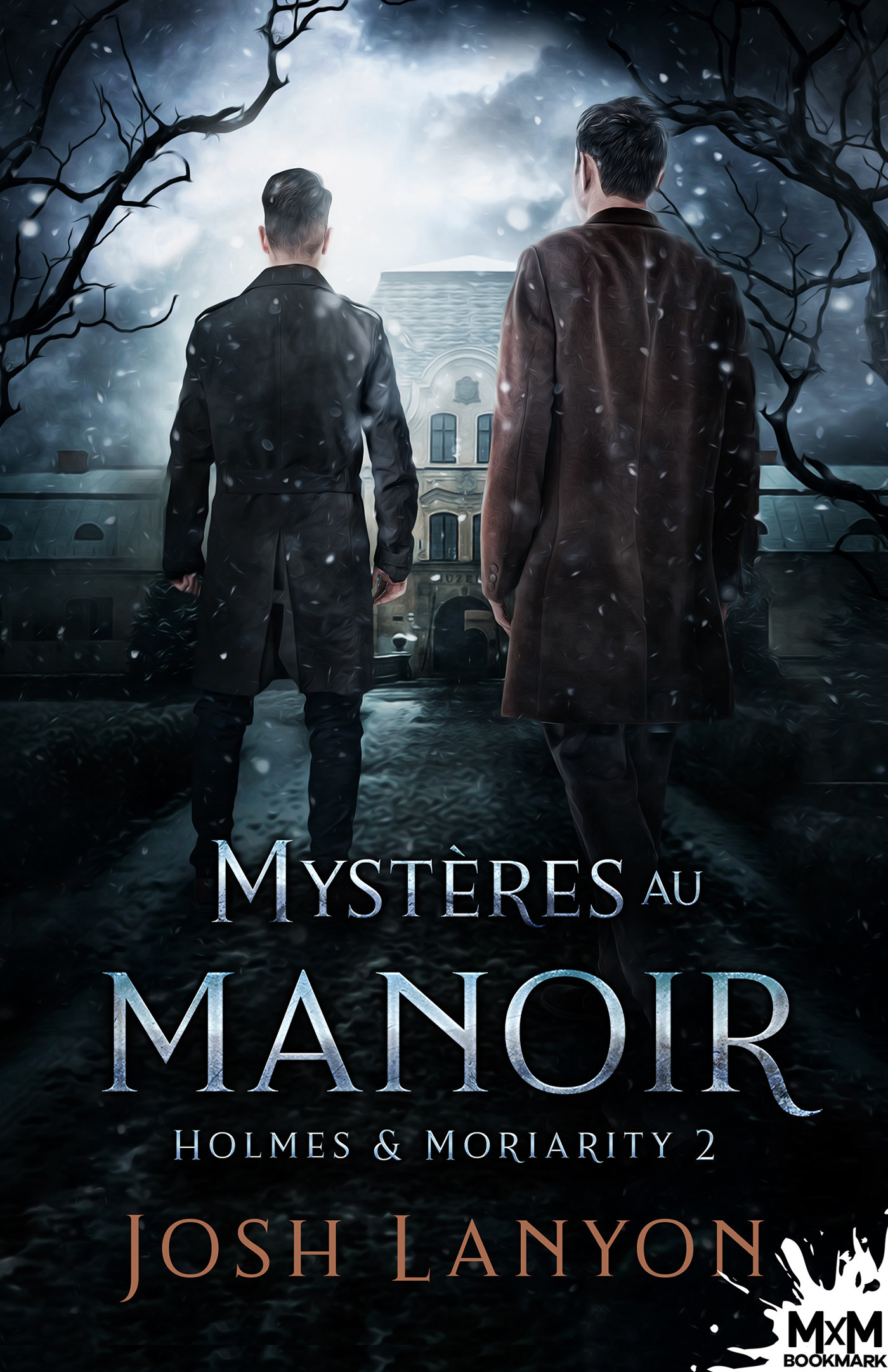 Holmes et Moriarity t.2 ; mystères au manoir
