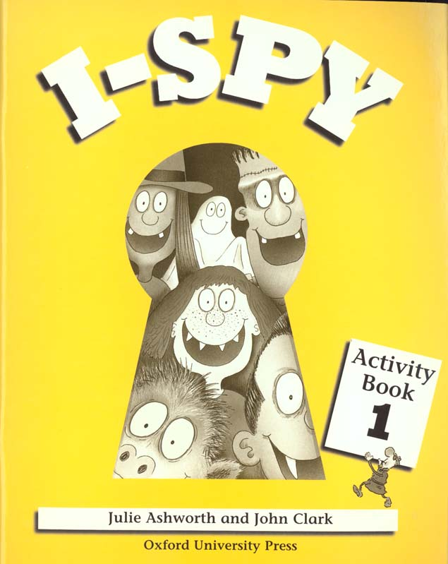 I-spy 1: activity book