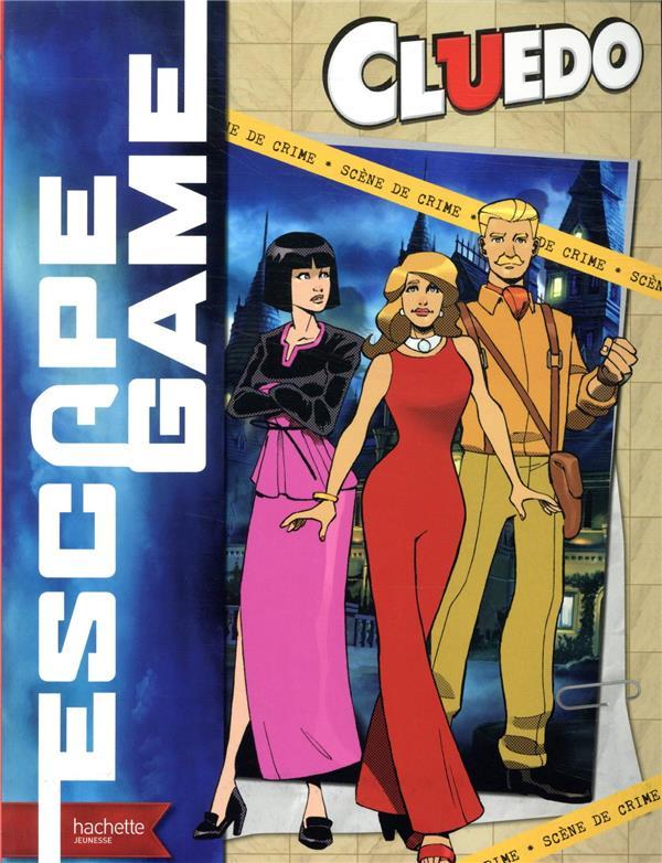 Cluedo ; escape game