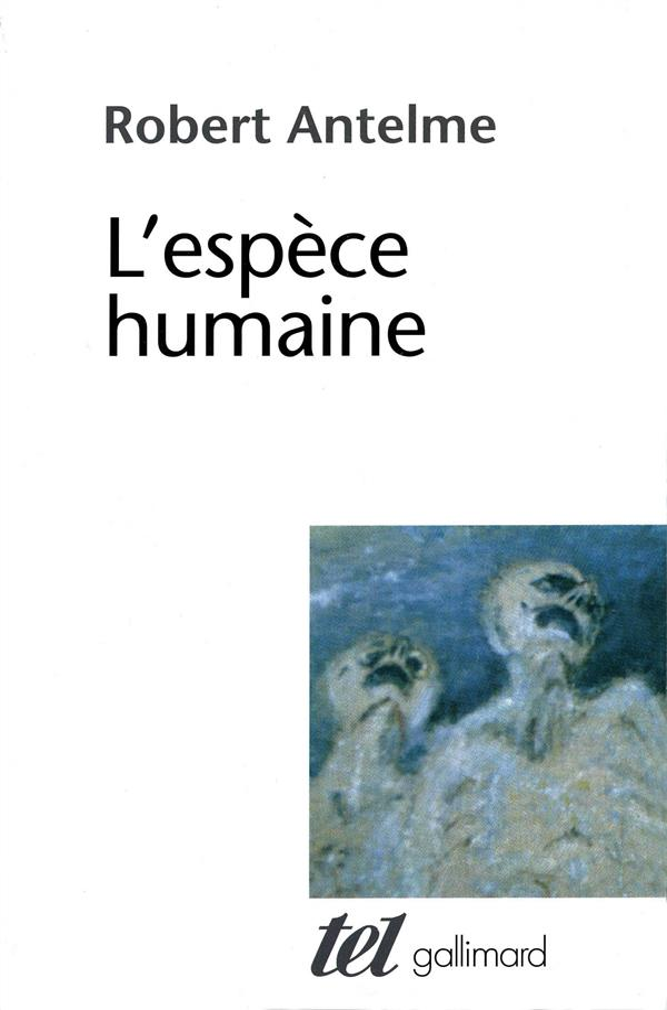 L'espece humaine