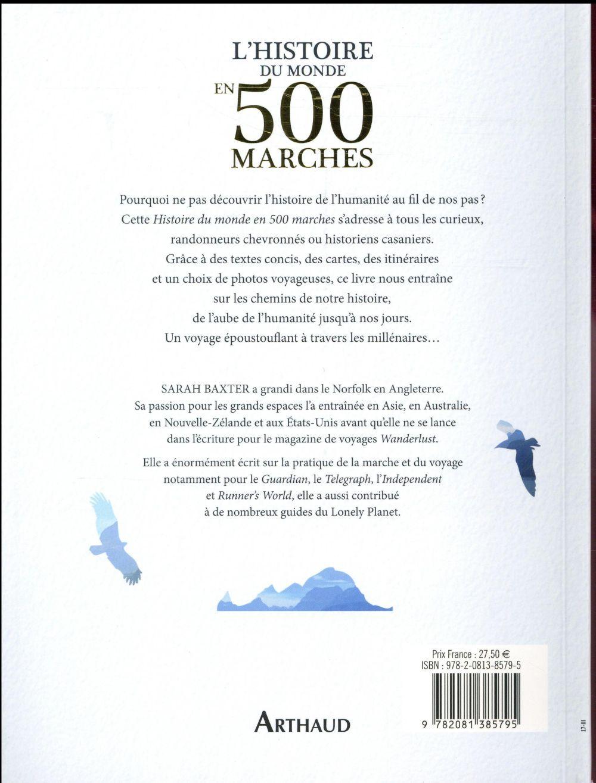 l'histoire du monde en 500 marches