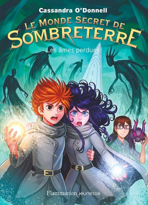 Le Monde secret de Sombreterre (Tome 3) - Les âmes perdues