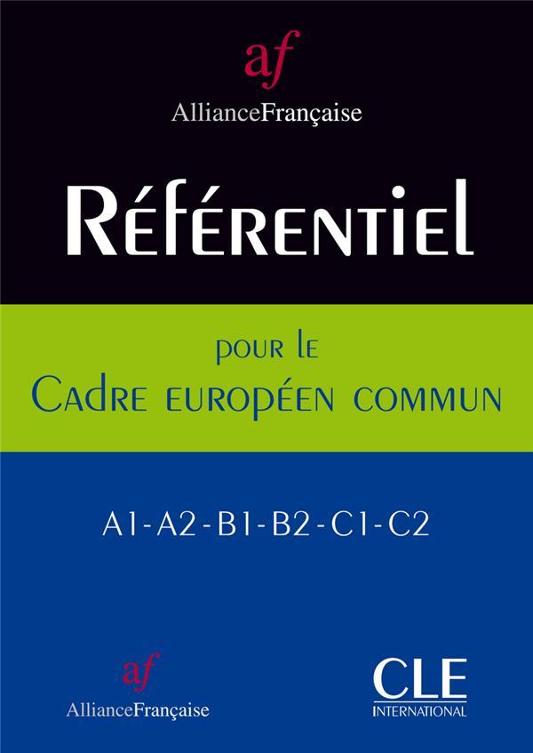 Referentiel alliance francaise