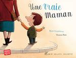 Vente Livre Numérique : Une vraie maman  - Thomas Baas - René Gouichoux