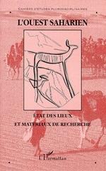 Vente EBooks : ETAT DES LIEUX ET MATERIAUX DE RECHERCHE  - Collectif