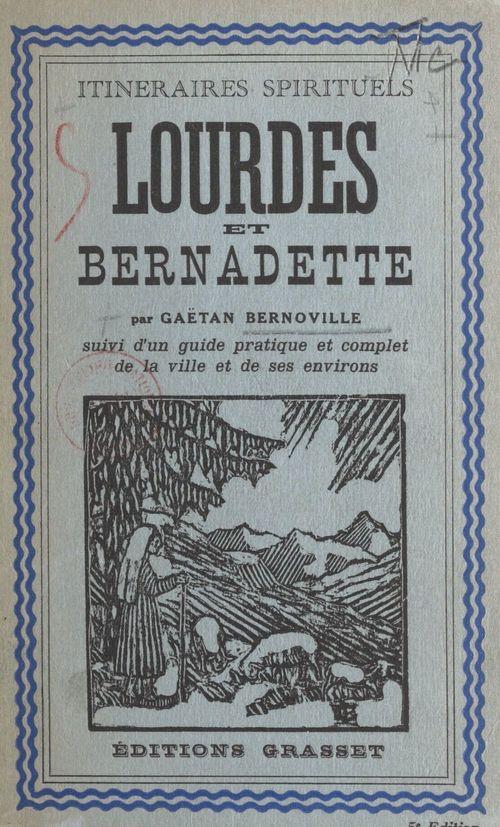 Lourdes et Bernadette