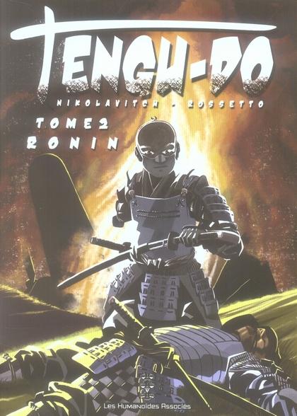 Tengu-do t.2 ; ronin