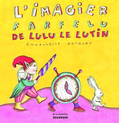 L'imagier farfelu de Lulu le Lutin