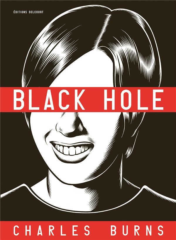 BLACK HOLE  -  INTEGRALE T.1 A T.6 BURNS-C
