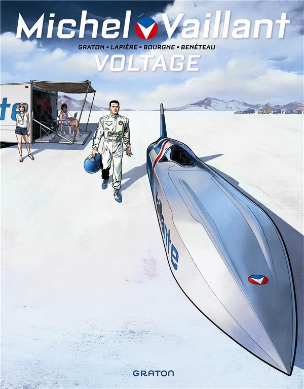 Michel Vaillant - nouvelle saison T.2 ; voltage