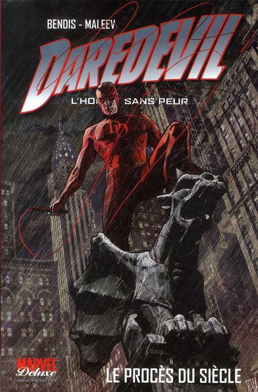 Daredevil - l'homme sans peur T.2 ; le procès du siècle