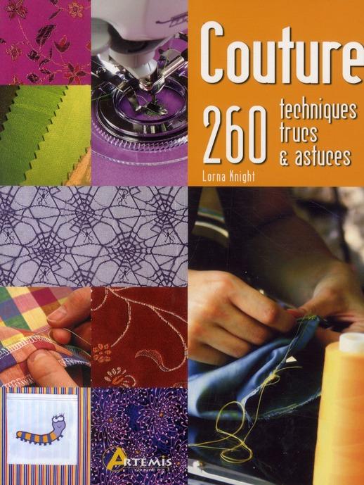 Couture ; 260 Techniques Trucs Et Astuces