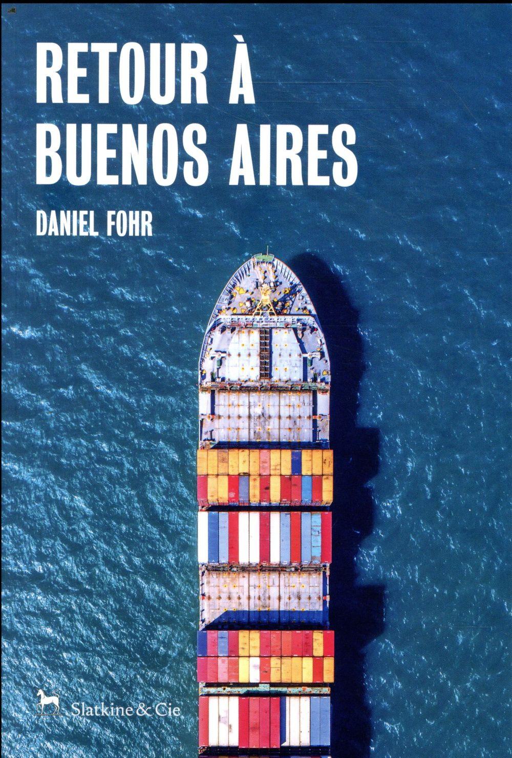 Retour à Buenos Aires