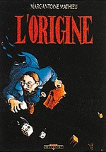 Couverture de Julius Corentin Acquefacques T01 - L'Origine