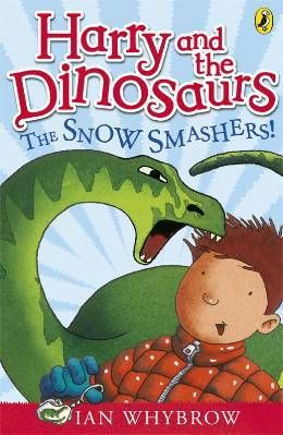 Harry and the dinosaurs ; the snow smashers !