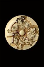 Manju ; netsuke from the collection of the ashmolean museum