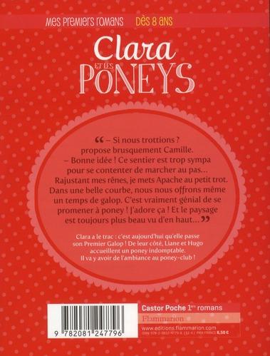 Clara et les poneys t.4 ; premiers galops