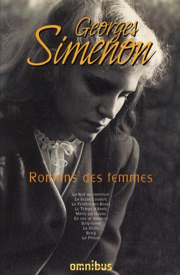 ROMANS DES FEMMES