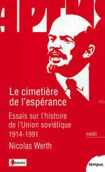 Vente EBooks : Le cimetière de l'espérance  - Nicolas WERTH