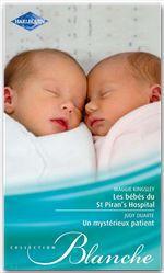 Vente Livre Numérique : Les bébés du St Piran's Hospital - Un mystérieux patient  - Maggie Kingsley - Judy Duarte