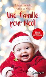 Vente Livre Numérique : Une famille pour Noël  - Annie O'Neil - Alison Roberts