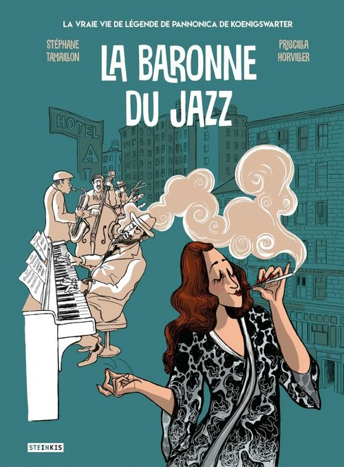La baronne du jazz