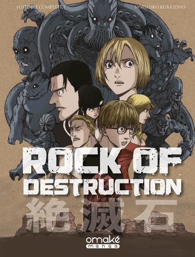 Rock of destruction